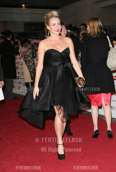 Amanda Holden arriving for the 2010 Pride Of Britain Awards, at the Grosvenor House Hotel, London. 08/11/2010  Picture by: Alexandra Glen / Featureflash