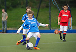 St Johnstone Community Coaching for kids...13.08.11.Picture by Graeme Hart..Copyright Perthshire Picture Agency.Tel: 01738 623350  Mobile: 07990 594431