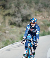 Antoine Demoiti&eacute; (BEL/Wanty-Groupe Gobert)<br /> <br /> Pro Cycling Team Wanty-Groupe Gobert <br /> <br /> Pre-season Training Camp, january 2016