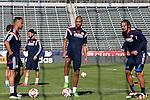 2014.12.06 MLS Cup 2014 Training
