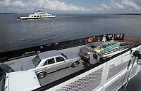 Minnesott Beach Ferry