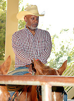 CITY OF INDUSTRY, CA - JULY 16: James Pickens Jr. attends the 32nd Annual Bill Pickett Invitational Rodeo Rides, Southern California at The Industry Hills Expo Center in the City of Industry on July 16, 2016 in the City of Industry, California. Credit: Koi Sojer/Snap'N U Photos/MediaPunch