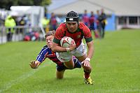 20161015 College Rugby Sevens - Derek Wootton Memorial 7s