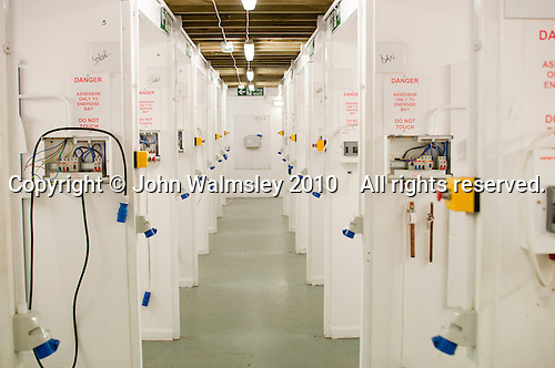 Muliple bays for teaching electrics, Able Skills, Dartford, Kent.