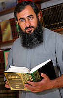 Mullah Krekar, founder of the radical Islamic group Ansar al-Islam. Based in Iraqi Kurdistan, the group is believed to have ties to al Qaeda. Krekar has lived in Norway as a refugee for several years, but has been threatened with expulsion. Full name : Najmuddin Faraj Ahmad.