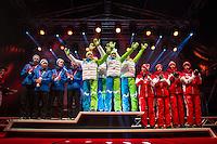 20150130: AUT, Olympic Games - EYOF 2015 in Vorarlberg and Liechtenstein