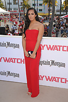 MIAMI BEACH, FL - MAY 13: Simone Johnson attends the Baywatch Movie Premiere at Lummus Park on May 13, 2017 in Miami Beach, Florida. Credit: mpi04/MediaPunch