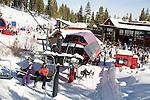Skiing at Northstar at Lake Tahoe, CA