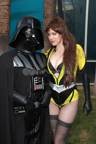 LONG BEACH, CA - FEBRUARY 28: Maitland Ward at the Long Beach Comic Expo at the Long Beach Convention Center in Long Beach, California on February 28, 2015. Credit: David Edwards/DailyCeleb/MediaPunch