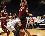 "Ole Miss vs. Arkansas at the C.M. ""Tad"" Smith Coliseum in Oxford, Miss. on Thursday, January 12, 2012."