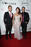 LOS ANGELES, CA - NOV 11: Lisa Vanderpump, Lance Bass, Michael Turchin attends the first annual Vanderpump Dog Foundation Gala hosted and founded by Lisa Vanderpump, Taglyan Cultural Complex, Los Angeles, CA, November 3, 2016. (Credit: Parisa Afsahi/MediaPunch).