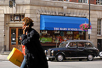 The Mary Summer Shop, Great Peter Street, Westminster, London, Great Britain, UK