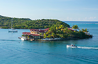 Saba Rock Resort<br />