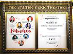 'Falsettos' - Theatre Marquee