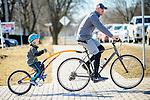 Bondurant CHOWDER Bike ride 2-18-17