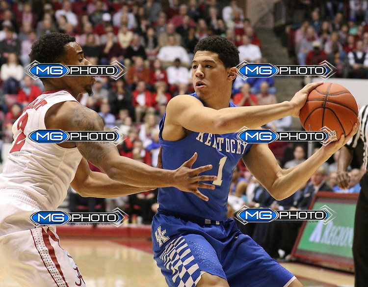 150117 Alabama vs Kentucky Mens Basketball