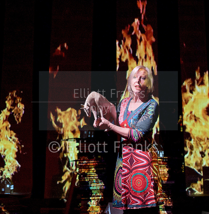 I Believe in Unicorns <br /> at the Vaudeville Theatre, London, Great Britain <br /> Press photocall <br /> 31st July 2015 <br /> <br /> Danyah Miller <br /> <br /> directed by Dani Parr <br /> <br /> <br /> Photograph by Elliott Franks <br /> Image licensed to Elliott Franks Photography Services