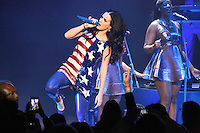 PHILADELPHIA, PA - NOVEMBER 5: Singer-songwriter, Katy Perry performs during Katy Perry holds, Get Out The Vote concert in support of Hillary Clinton at Mann Center For Performing Arts  in Philadelphia, Pa on November 5, 2016  photo credit  Star Shooter/MediaPunch