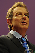 TONY BLAIR.LABOUR PARTY CONFERENCE, GLASGOW. 14.02.03