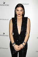 NEW YORK, NY-September 09: Hailee Steinfeld host Turn Up The Style Swarovski Launch at Swarovski's 30 Rockfeller Center in New York. NY September 09, 2016. Credit: RW/MediaPunch