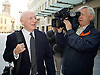 Lord Neil Kinnock<br /> arriving for the Andrew Marr Show at the BBC, Portland Place,  London, Great Britain <br /> 3rd July 2016 <br /> <br /> Lord Neil Kinnock <br />  <br /> <br /> Photograph by Elliott Franks <br /> Image licensed to Elliott Franks Photography Services