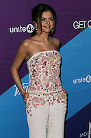 CULVER CITY, LOS ANGELES, CA, USA - FEBRUARY 27: Selena Gomez at the 1st Annual unite4:humanity Presented by unite4:good and Variety held at Sony Pictures Studios on February 27, 2014 in Culver City, Los Angeles, California, United States. (Photo by Xavier Collin/Celebrity Monitor)