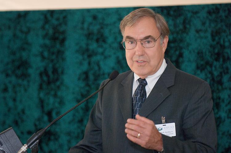 18414Academic & Research Center Groundbreaking September 29, 2007...Charles  Stuckey