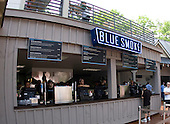 The food options at the track greatly improved in 2010.