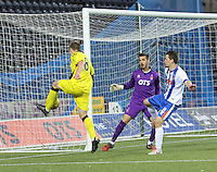 Kilmarnock v St Mirren Development League 010915