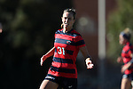 12 November 2016: Liberty's Isabella Habuda (CAN). The University of North Carolina Tar Heels played the Liberty University Flames at Fetzer Field in Chapel Hill, North Carolina in a 2016 NCAA Division I Women's Soccer Tournament First Round match. UNC won the game 3-0
