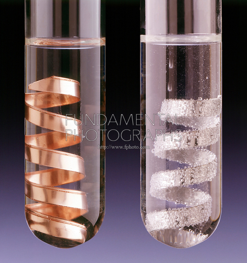 copper reaction If you pipette a known volume of a solution containing copper(ii) ions.