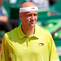 Ivan LJUBICIC (CRO) against David FERRER (ESP) in the third round. David Ferrer beat Ivan Ljubicic 6-0 7-6..International Tennis - 2010 ATP World Tour - Masters 1000 - Monte-Carlo Rolex Masters - Monte-Carlo Country Club - Alpes-Maritimes - France..© AMN Images, Barry House, 20-22 Worple Road, London, SW19 4DH.Tel -  + 44 20 8947 0100.Fax - + 44 20 8947 0117