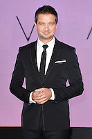 LONDON, UK. October 10, 2016: Jeremy Renner at the London Film Festival 2016 premiere of &quot;Arrival&quot; at the Odeon Leicester Square, London.<br /> Picture: Steve Vas/Featureflash/SilverHub 0208 004 5359/ 07711 972644 Editors@silverhubmedia.com