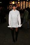 Bloggers Creme De Michelle Departs NYFW Fall 2016 DESIGUAL Fashion Show