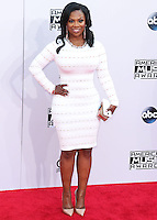 LOS ANGELES, CA, USA - NOVEMBER 23: Kandi Burruss arrives at the 2014 American Music Awards held at Nokia Theatre L.A. Live on November 23, 2014 in Los Angeles, California, United States. (Photo by Xavier Collin/Celebrity Monitor)