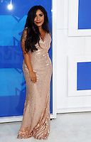 NEW YORK, NY - AUGUST 28 Snooki Nicole Pilozzi attend the 2016 MTV Video Music Awards at Madison Square Garden on August 28, 2016 in New York City Credit John Palmer / MediaPunch