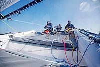 On board the Diam 24 OD