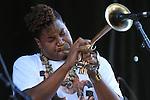 Summerstage's Charlie Parker Jazz Festival 2013