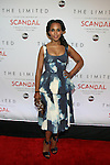Kerry Washington Helps Launch Limited's Scandal Fashion Line