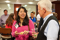 Alumni Executive Committee Reception. Janet Trang, class of 2015.