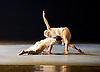 Transfigured Night<br /> Choreography by Kim Brandstrup<br /> at Sadler&rsquo;s Wells, London, Great Britain <br /> press photocall / rehearsal <br /> 3rd November 2015 <br /> <br /> Music by Arnold Schoenberg - Verkl&auml;rte Nacht<br /> Designed by Chloe Lamford<br /> Lighting design by Fabiana Piccioli<br /> <br /> <br /> <br /> Dane Hurst &amp; Hannah Rudd<br /> <br /> <br /> <br /> <br /> Image licensed to Elliott Franks Photography Services