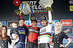 Greg Van Avermaet (BEL) BMC Racing Team wins Gent-Wevelgem in Flanders Fields 2017, with Jens Keukeleire (BEL) Orica-Scott in 2nd place and World Champion Peter Sagan (SVK) Bora-Hansgrohe in 3rd, running 249km from Denieze to Wevelgem, Flanders, Belgium. 26th March 2017.<br /> Picture: Yuzuru Sunada | Cyclefile<br /> <br /> <br /> All photos usage must carry mandatory copyright credit (&copy; Cyclefile | Eoin Clarke)
