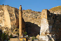 Ayyubid El Rizk Mosque ancinet citadel & Artukid Little Palace of Hasankeyf– The Mosque was built in 1409 by the Ayyubid sultan Süleyman and stands on the bank of the Tigris River. It has Kufic incriptions & decorations. Turkey 4