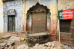 Street scenes and details, Paharganj, New Delhi