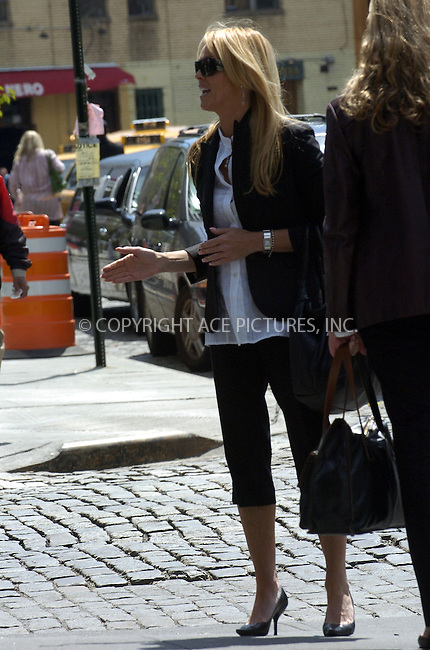WWW.ACEPIXS.COM . . . . .  ....NEW YORK, NEW YORK, MAY 24TH 2005....Dina Lohan seen outside Gansevort Hotel....Please byline: Ian Wingfield - ACE PICTURES..... *** ***..Ace Pictures, Inc:  ..Craig Ashby (212) 243-8787..e-mail: picturedesk@acepixs.com..web: http://www.acepixs.com