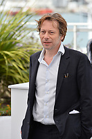 Mathieu Amalric at the photocall for &quot;Barbara&quot; at the 70th Festival de Cannes, Cannes, France. 18 May 2017<br /> Picture: Paul Smith/Featureflash/SilverHub 0208 004 5359 sales@silverhubmedia.com