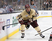 Bill Arnold (BC - 24) - The Boston College Eagles defeated the Northeastern University Huskies 6-3 for their fourth consecutive Beanpot championship on Monday, February 11, 2013, at TD Garden in Boston, Massachusetts.