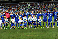 Bosnia-Herzegovina vs Ivory Coast, May 31, 2014