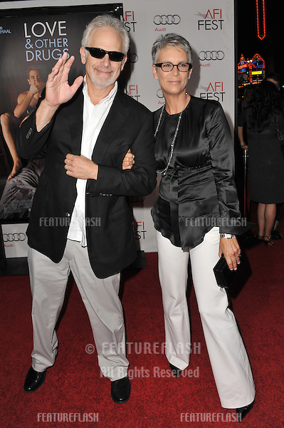 Jamie lee curtis christopher guest love other drugs for Jamie lee curtis husband christopher guest