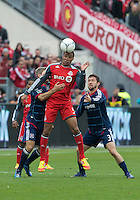 Toronto FC vs Chicago Fire April 21 2012